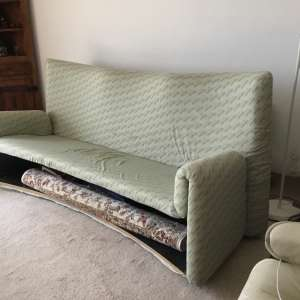 I require an Upholsterer to make  cover for a bespoke sofa.